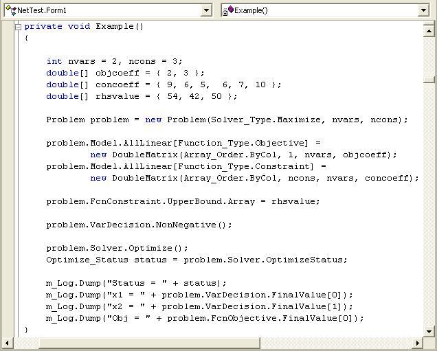 Solver SDK Platform - Object-Oriented Calls, Callbacks ... Javadoc Netbeans