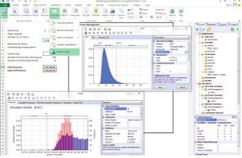 Excel Monte Carlo Simulation