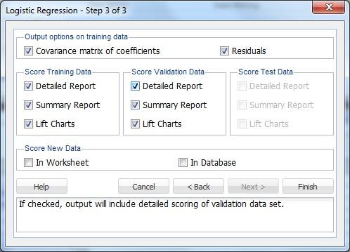 Logistic Regression Example Solver