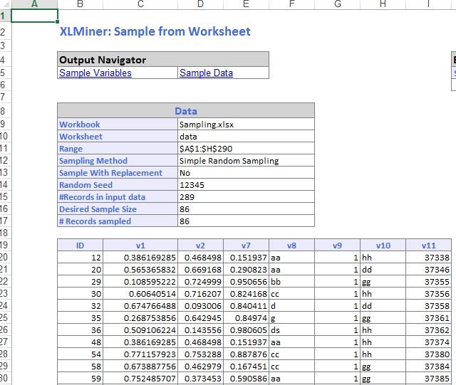 Worksheet | solver